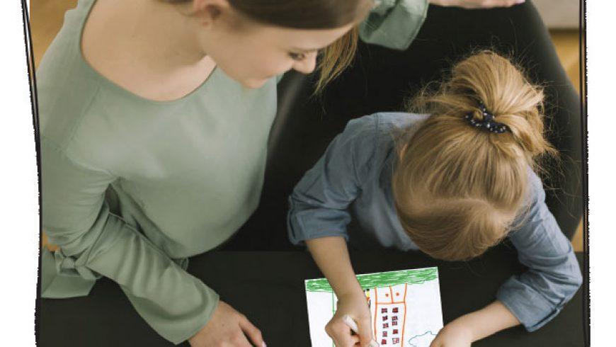 Comment éviter d'étouffer la créativité de l'enfant