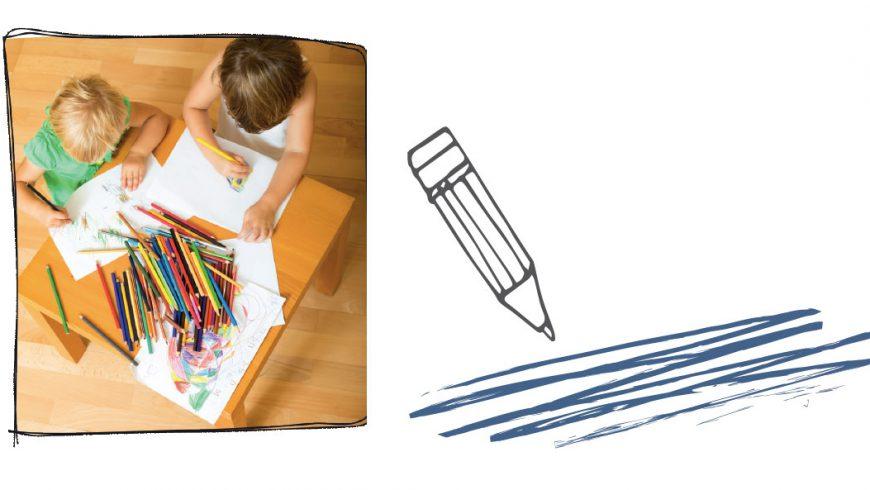 Pourquoi éviter les cahiers à colorier, les stencils et les modèles à reproduire?